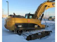 CATERPILLAR KETTEN-HYDRAULIKBAGGER 330D L equipment  photo 4