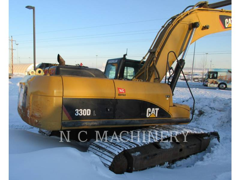 CATERPILLAR TRACK EXCAVATORS 330D L equipment  photo 4