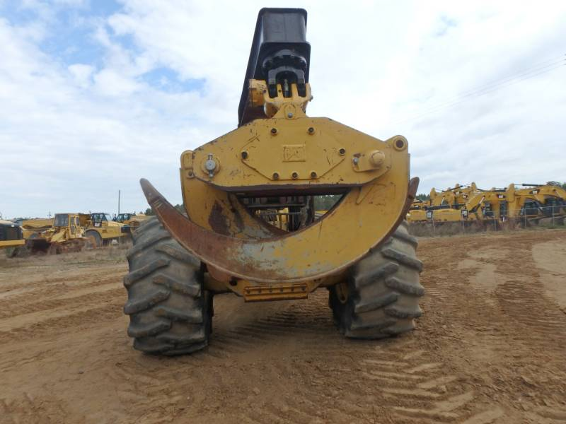 CATERPILLAR FORESTAL - ARRASTRADOR DE TRONCOS 555D equipment  photo 3