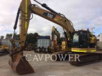 Equipment photo Caterpillar 321DLCR EXCAVATOARE PE ŞENILE 1