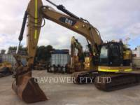 Equipment photo CATERPILLAR 321DLCR PELLES SUR CHAINES 1