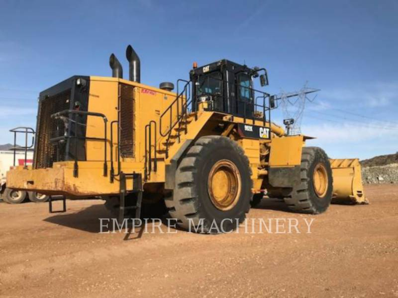 CATERPILLAR WHEEL LOADERS/INTEGRATED TOOLCARRIERS 992K equipment  photo 17