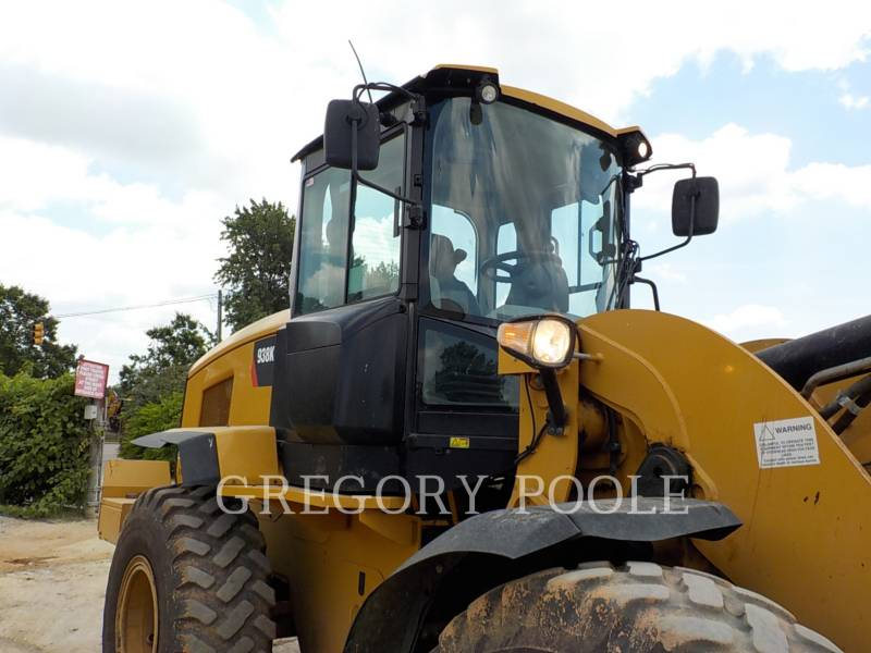 CATERPILLAR WHEEL LOADERS/INTEGRATED TOOLCARRIERS 938K equipment  photo 4