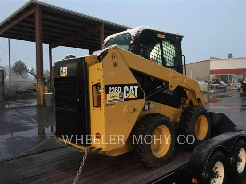 CATERPILLAR SKID STEER LOADERS 236D C3 2S equipment  photo 4