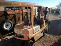 TOYOTA INDUSTRIAL EQUIPMENT LIFT - BOOM FORKLIFT equipment  photo 4