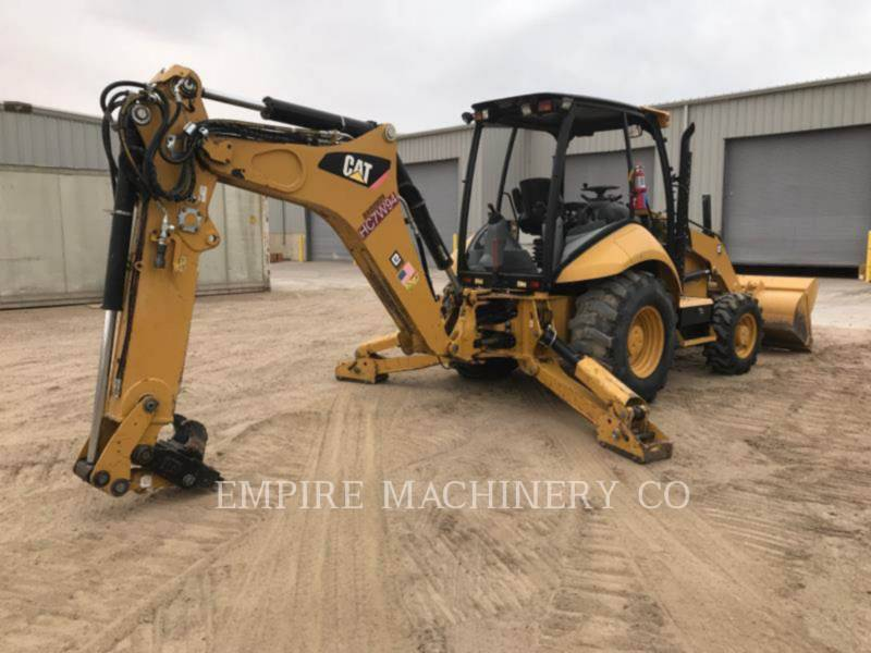CATERPILLAR BAGGERLADER 420F 4EO P equipment  photo 5