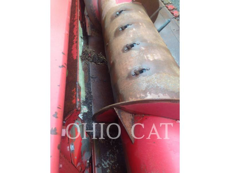 CASE/INTERNATIONAL HARVESTER COMBINES 1020 equipment  photo 14
