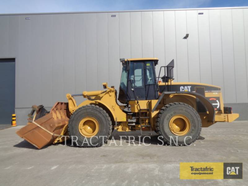 Caterpillar ÎNCĂRCĂTOARE PE ROŢI/PORTSCULE INTEGRATE 966GII equipment  photo 1