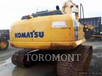 KOMATSU LTD. TRACK EXCAVATORS PC200 equipment  photo 3