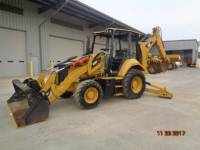 CATERPILLAR BAGGERLADER 420F2IT equipment  photo 9