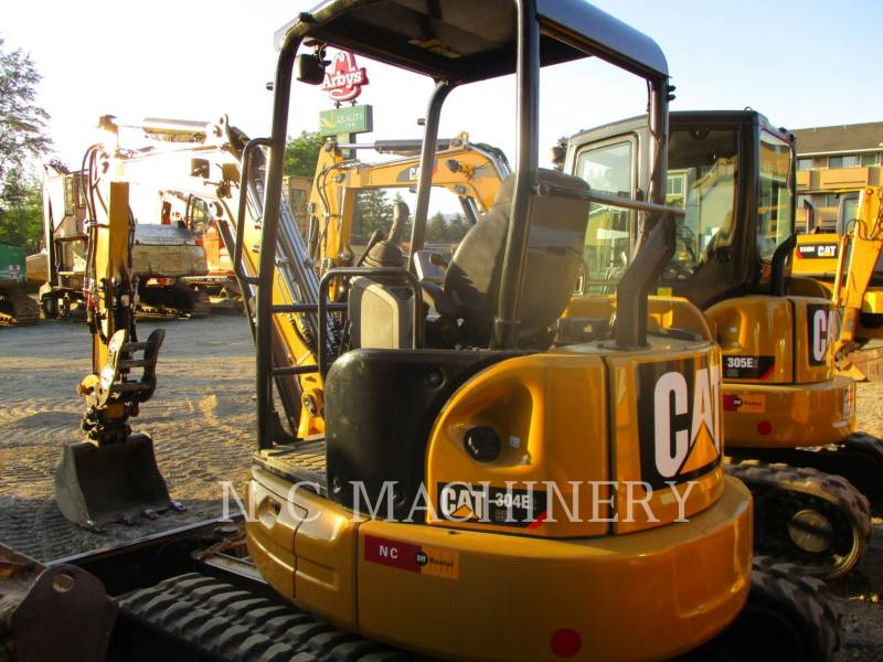 CATERPILLAR TRACK EXCAVATORS 304E2 CRCN equipment  photo 4