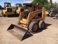 Equipment photo CASE 1845C SKID STEER LOADERS 1