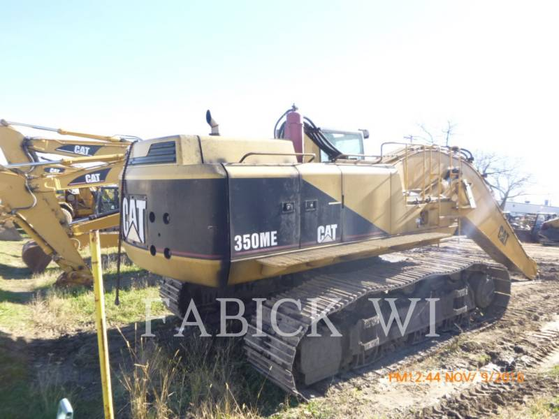 CATERPILLAR TRACK EXCAVATORS 350 equipment  photo 2
