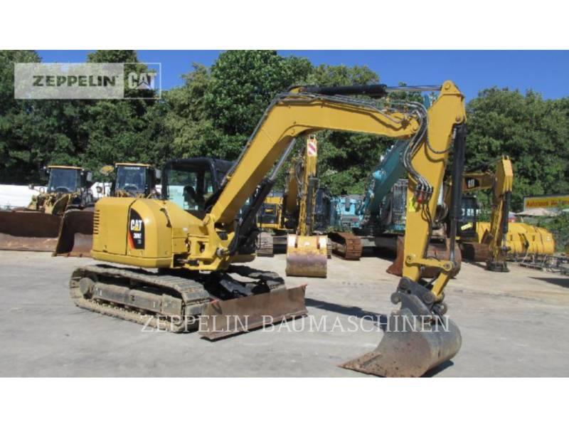 CATERPILLAR TRACK EXCAVATORS 308ECRSB equipment  photo 1