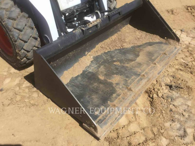 BOBCAT SKID STEER LOADERS S550 equipment  photo 8