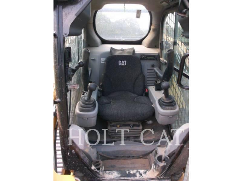CATERPILLAR 多様地形対応ローダ 289C equipment  photo 6