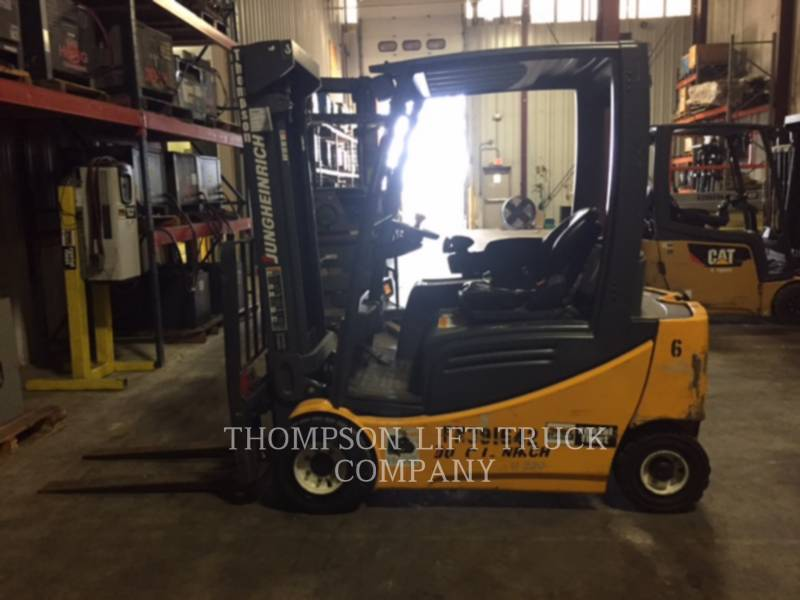 JUNGHEINRICH FORKLIFTS EFG320 equipment  photo 2