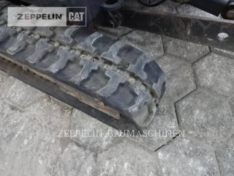 BOBCAT KETTEN-HYDRAULIKBAGGER E17 equipment  photo 17