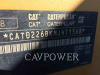 CATERPILLAR MINICARGADORAS 226B2 equipment  photo 5