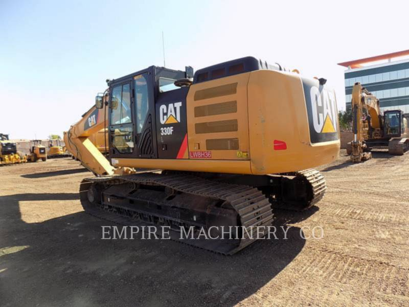 CATERPILLAR RUPSGRAAFMACHINES 330FL equipment  photo 2
