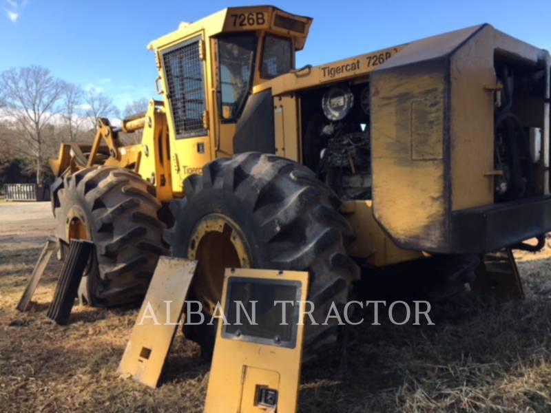 TIGERCAT HOLZLADER 726B equipment  photo 1