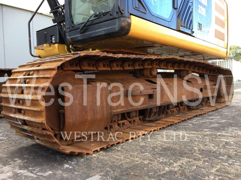CATERPILLAR PELLES SUR CHAINES 320EL equipment  photo 8