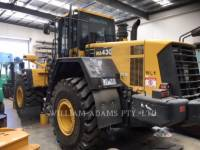 Equipment photo KOMATSU LTD. WA430-6 RADLADER/INDUSTRIE-RADLADER 1