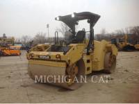 Equipment photo CATERPILLAR CB64 COMPACTEURS TANDEMS VIBRANTS 1