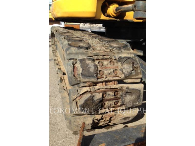 JOHN DEERE EXCAVADORAS DE CADENAS 85D equipment  photo 12