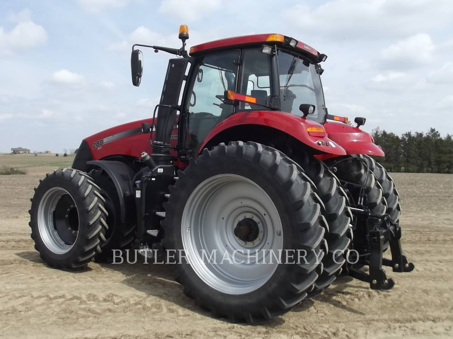 Detail photo of 2014 Case IH MAG280 CVT from Construction Equipment Guide