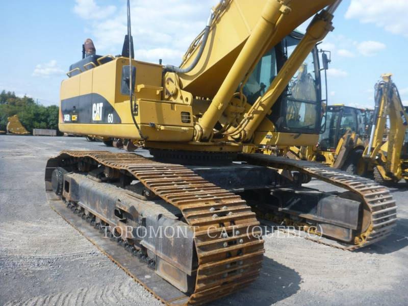 CATERPILLAR ESCAVATORI CINGOLATI 345DLVG equipment  photo 3