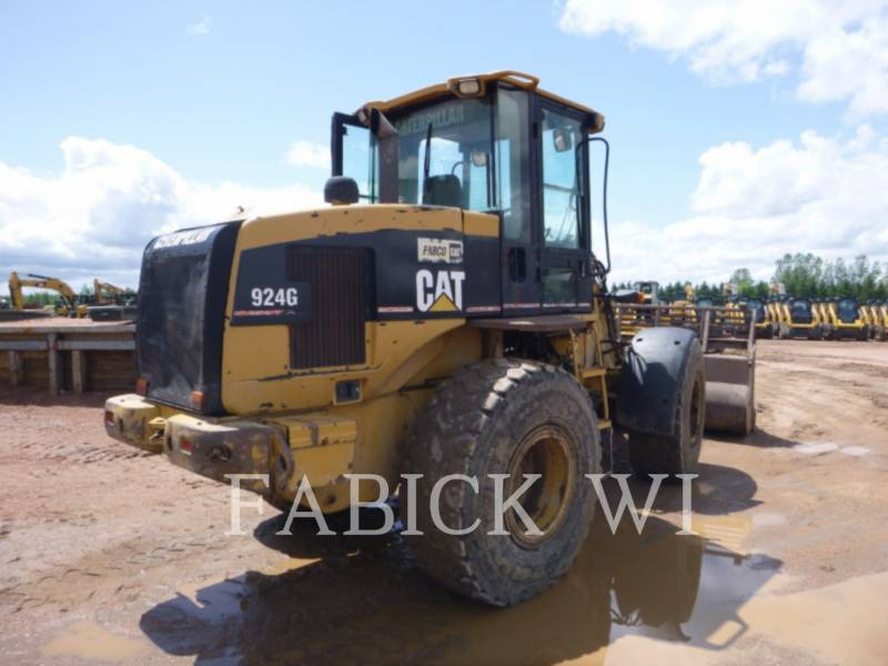 CATERPILLAR CARGADORES DE RUEDAS 924 G equipment  photo 4