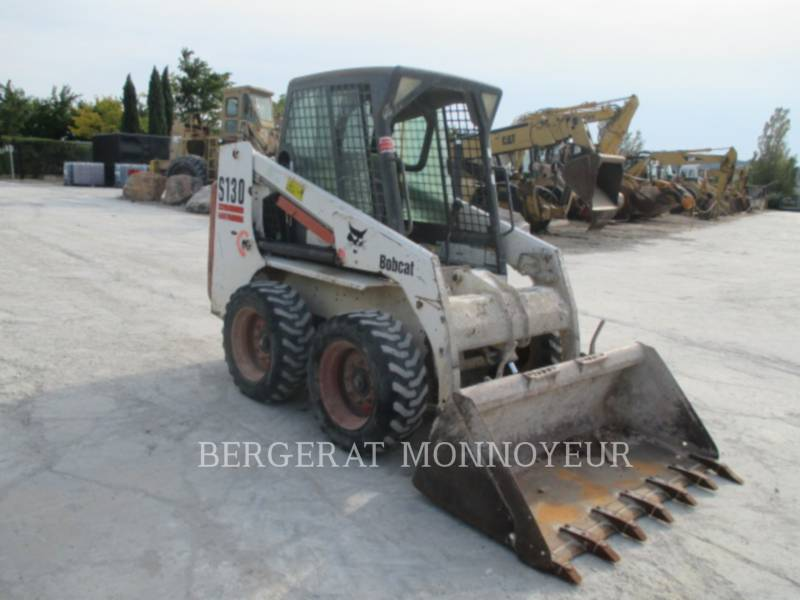 BOBCAT CHARGEURS COMPACTS RIGIDES S130 equipment  photo 3