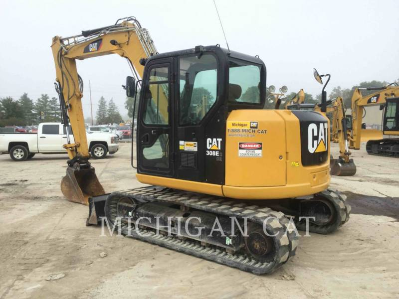 CATERPILLAR KETTEN-HYDRAULIKBAGGER 308E2 Q equipment  photo 3