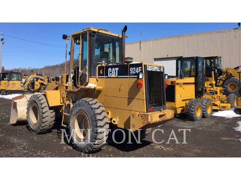 CATERPILLAR CARGADORES DE RUEDAS 924F equipment  photo 3