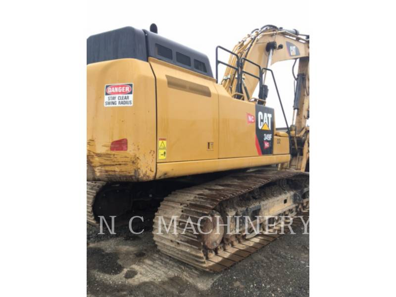 CATERPILLAR PELLES SUR CHAINES 349F L equipment  photo 3