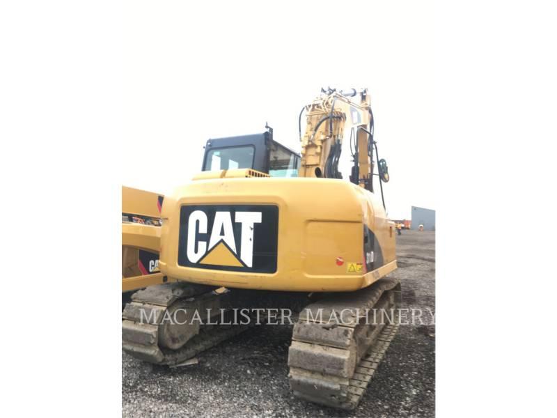 CATERPILLAR TRACK EXCAVATORS 311DLRR equipment  photo 4