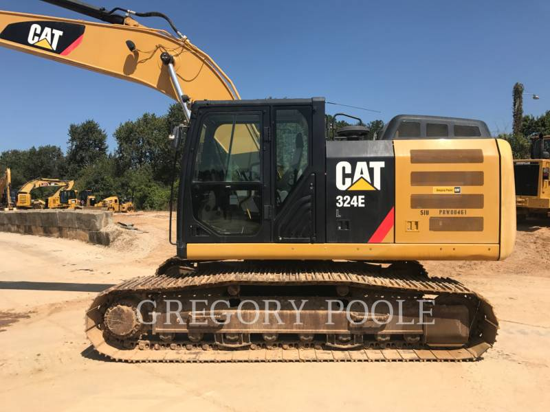 CATERPILLAR PELLES SUR CHAINES 324E L equipment  photo 11