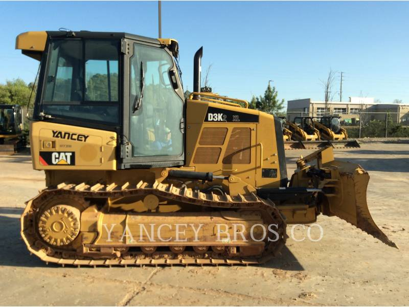 CATERPILLAR TRATTORI CINGOLATI D3K2 XL AC equipment  photo 6