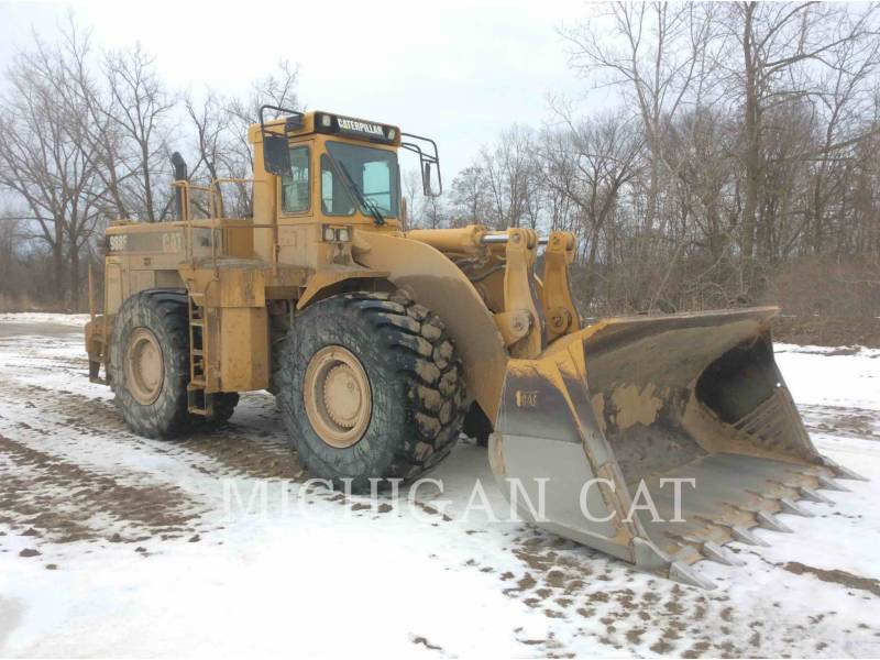 CATERPILLAR RADLADER/INDUSTRIE-RADLADER 988F equipment  photo 2