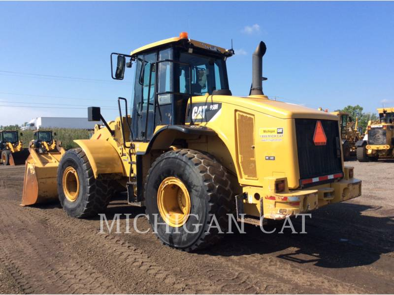 CATERPILLAR WHEEL LOADERS/INTEGRATED TOOLCARRIERS 950H R equipment  photo 4