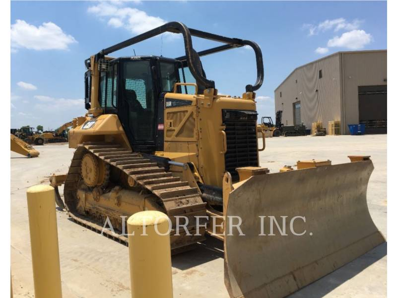 CATERPILLAR TRACK TYPE TRACTORS D6N XL R equipment  photo 1