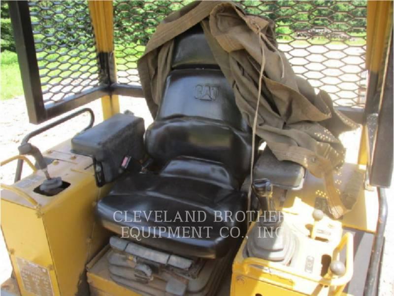 CATERPILLAR TRACTOREN OP RUPSBANDEN D5CIIIXL equipment  photo 5