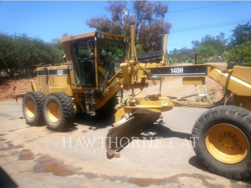 CATERPILLAR MOTORGRADERS 140HNA equipment  photo 2