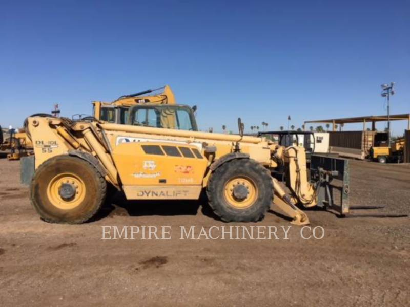GEHL COMPANY TELEHANDLER DL10L55 equipment  photo 6