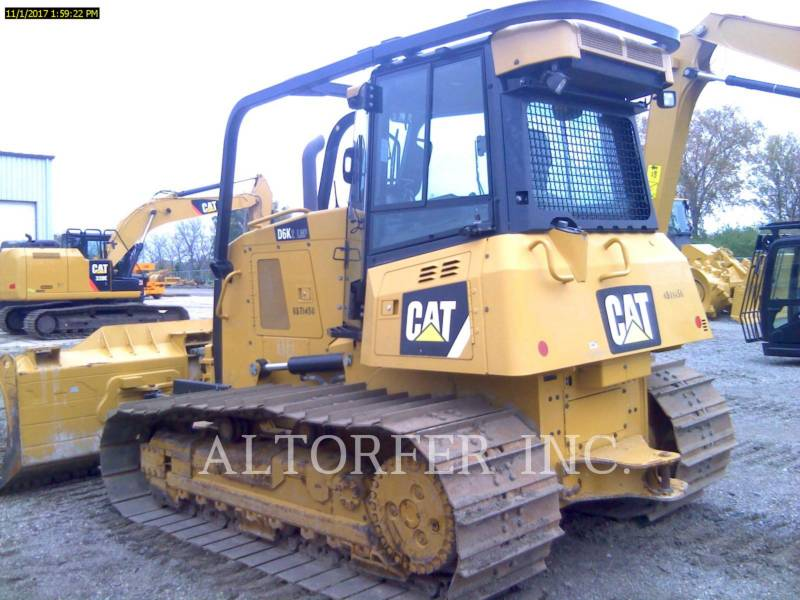 CATERPILLAR ブルドーザ D6K2 LGP equipment  photo 4