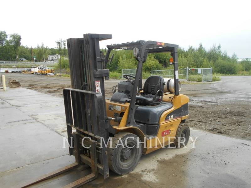 CATERPILLAR EMPILHADEIRAS P5000 equipment  photo 1