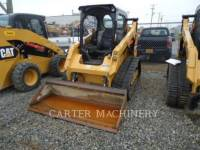 Equipment photo CATERPILLAR 259D UNIWERSALNE ŁADOWARKI 1