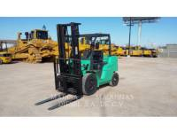 Equipment photo MITSUBISHI FD40N FORKLIFTS 1
