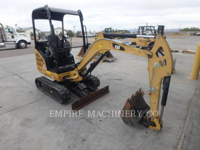CATERPILLAR TRACK EXCAVATORS 301.7D OR equipment  photo 1